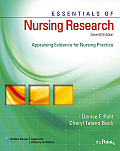 Essentials of Nursing Research: Appraising Evidence for Nursing Practice [With CDROM and Access Code]