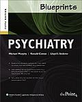 Blueprints Psychiatry (Blueprints)