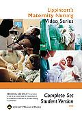 Lippincott's Maternity Nursing Video Complete Set Streaming Files