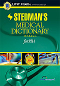 Stedman's Medical Dictionary - CD (SW) (28TH 06 Edition)