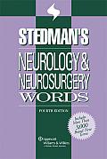 Stedman's Neurology & Neurosurgery Words: