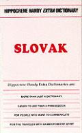 Slovak Handy Extra Dictionary