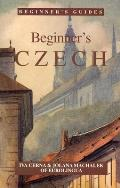 Beginner's Czech (Beginner's) Cover