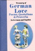 Treasury of German Love Poems, Quotations, and Proverbs