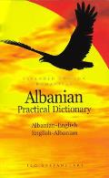 Albanian-English English-Albanian (Hippocrene Practical Dictionary) Cover