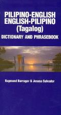 Pilipino-English, English-Pilino Phrasebook and Dictionary (Hippocrene Concise Dictionary)