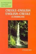 Creole-English/English-Creole (Caribbean)