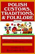 Polish Traditions, Customs, and Folklore Cover
