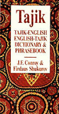 Tajik English English Tajik Dictionary & Phrasebook