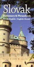 Slovak-English/English-Slovak Dictionary & Phrasebook (Hippocrene Dictionary & Phrasebook)