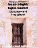 Romansh English English Romansh Dictionary & Phrasebook