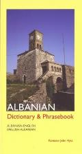 Albanian-English/English-Albanian Dictionary and Phrasebook (Dictionary & Phrasebooks Backlist) Cover