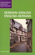 German English English German Concise Dictionary