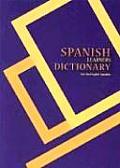 Spanish Learners Dictionary Spanish English English Spanish for the English Speaker