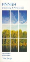 Finnish Dictionary & Phrasebook Finnish English English Finnish
