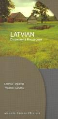Latvian-English/English-Latvian Dictionary & Phrasebook Cover