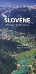 Slovene-English/English-Slovene Dictionary & Phrasebook (Hippocrene Dictionary and Phrasebook) Cover