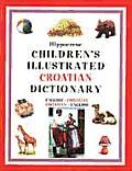 Hippocrene Childrens Illustrated Croatian Dictionary