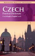Czech-English/English-Czech Practical Dictionary Cover