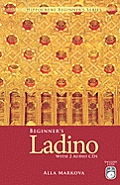 Beginner's Ladino with 2 Audio CDs with CD (Audio) Cover