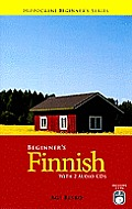 Beginners Finnish with 2 Audio CDs