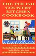 Polish Country Kitchen Cookbook (Hippocrene Cookbook Library)