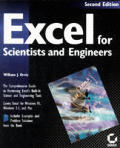 Excel for Scientists and Engineers with Disk
