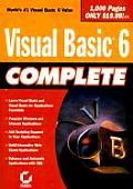 Visual Basic 6 Complete Cover