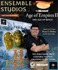 Age of Empires II, the Age of Kings: Official Strategies & Secrets with Poster
