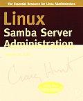 Linux Samba Server Administration: Craig Hunt Linux Library