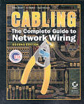 Cabling the Complete Guide To Network Wiri 2ND Edition Cover