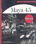 Maya 4.5 Savvy, with CD-ROM Cover