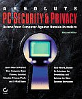 Absolute PC Security and Privacy