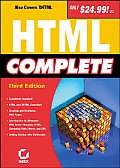 Html Complete 3RD Edition