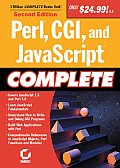 Perl Cgi & Javascript Complete 2nd Edition
