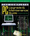 Complete PC Upgrade & Maintenance G 15TH Edition