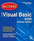 Mastering Microsoft . Visual Basic 2005
