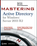 Mastering Active Directory for Windows Server 2003 R2