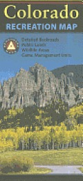 Benchmark Colorado Recreation Map