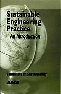 Sustainable Engineering Practice