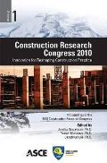 Construction Research Congress 2010; Innovation for Reshaping Construction Practice; Proceedings; 2V.