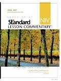 NIV Large Print 2006 - 2007 Standard Lesson Commentary (2006 - 2007 Standard Lesson Commentary)