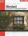 Standard Lesson Commentary: KJV Large Print: 2007-2008 Edition (Standard Lesson Commentary: KJV)