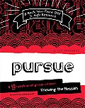 Pursue: A 9-Week Small Group Collision-Knowing the Messiah (Rock Your Face Off JR. High Resource)