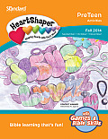 Heartshaper Preteen Activities Fall 2014