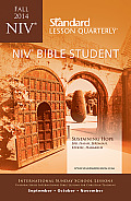 NIV Bible Student Fall 2014