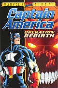 Operation Rebirth Captain America