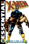 Essential X-Men #02 by Chris Claremont and John Byrne and Terry Austin and Brent Anderson