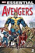 Avengers Essential 02