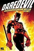 Visionaries Frank Miller Volume 1 Daredevil